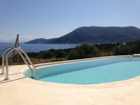 Beach House Kefalonia Ionian Sea
